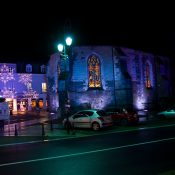 Ville Amboise - Illumination de Noel , NEOLIGHT lighting designer , CL-PROFILE 18/31° et 60 ° en action dans la ville